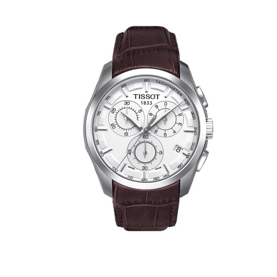 TISSOT Couturier Chronograph - T035.617.16.031.00 - 1