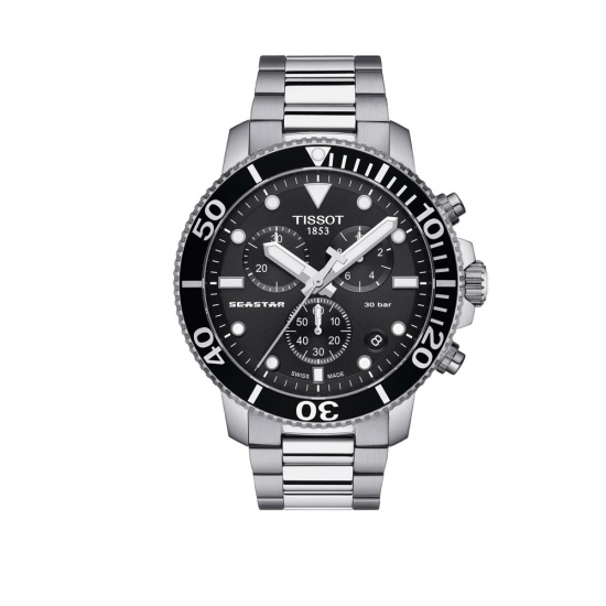 TISSOT Seastar 1000 Chronograph - T120.417.11.051.00 - 1