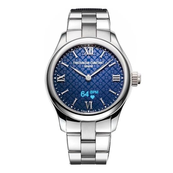 Frederique Constant Smartwatch Ladies Vitality - FC-286N3B6B - 1