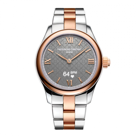 Frederique Constant Smartwatch Ladies Vitality - FC-286BG3B2B - 1