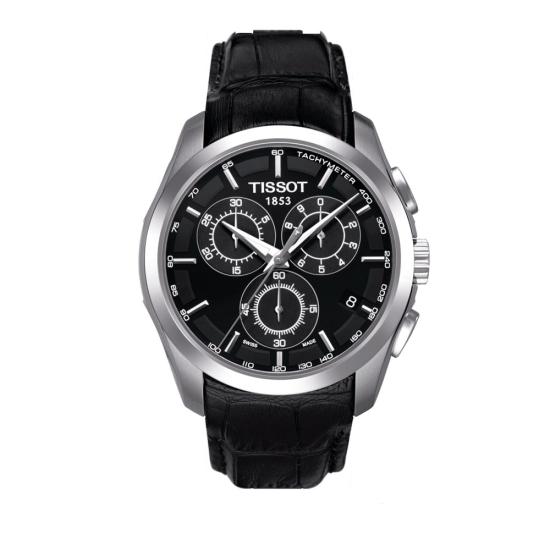 TISSOT Couturier Chronograph - T035.617.16.051.00 - 1