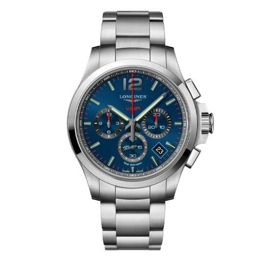 Reloj Longines Conquest V.H.P. - L3.717.4.96.6 - 1