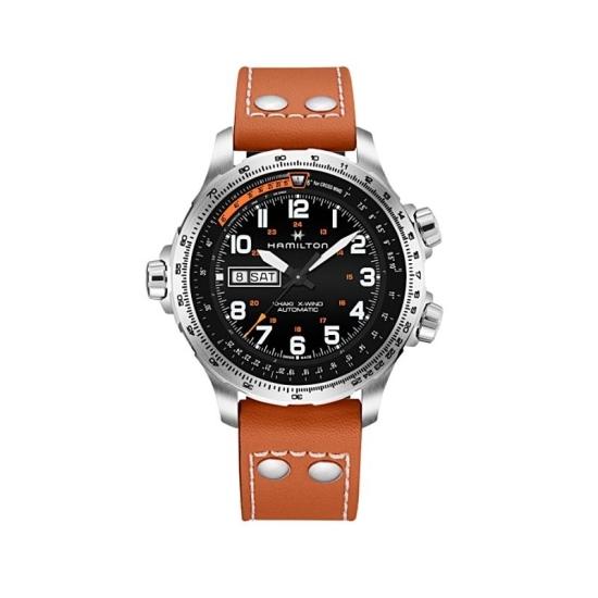 Reloj deportivo de hombre Hamilton H77755533